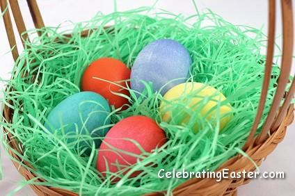 Easter eggs - Пасхальные яйца